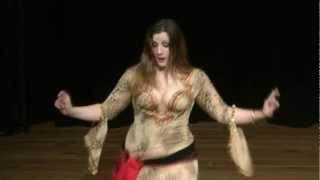 Zara Dance - Egyptian  شعبي رقص Shaabi Dance - Sha3by - Fego - Bellydance
