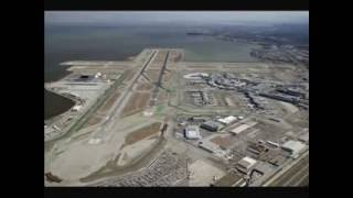 1987 - Very Busy SFO Tower Recording: Part 1