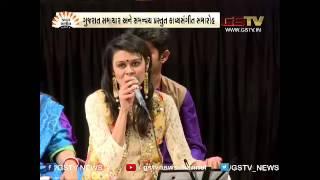 Stuti Jani-Gujarat Samachar Samanvay 2016 (12/02/2016)
