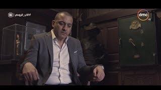 دياب أفضل من أبدع في أدوار الشر في المسلسلات المصرية .. أقوى مشاهد دياب في مسلسل #الأب_الروحي