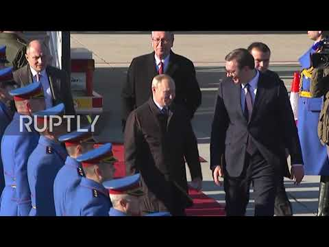 Xxx Mp4 Serbia Putin Arrives In Belgrade On Official Visit 3gp Sex