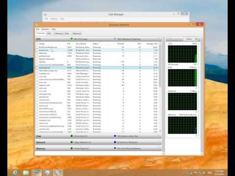 How to Suspend a pocess in Windows 8 (reduce CPU usage)