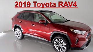Toyota RAV4 Hybrid XSE | 2019 | review | specs | interior | redesign | canada | usa | cargurus | top