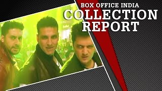 Housefull 3 | Box Office Collection Report | BOI | 07-06-2016