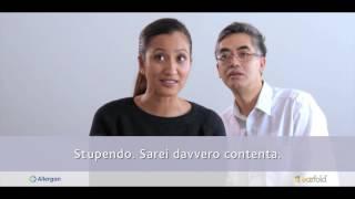 Earfold  Video Testimonianza Alanah