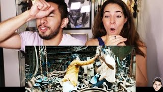 JIGARTHANDA trailer reaction review by Jaby & Joanna!