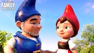 Sherlock Gnomes | Team up with the Sneaky, Leaky, Freaky and Cheeky in Spot & Featurette
