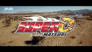 Naoki bursting into Super D - 2016 Drift Matsuri -