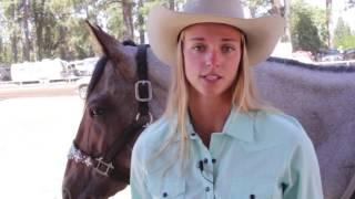 Barrel Racing - Sarah Rose McDonald, EP 39 Rodeo Sports Promotions