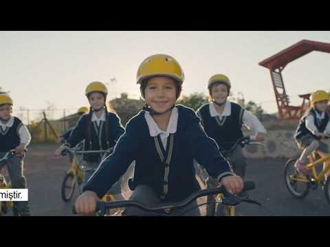 Eti Sarı Bisiklet ile Unutulmuş Bisikletler Unutulmaz Mutluluklara Dönüştü!