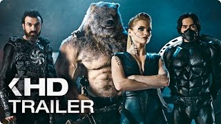 GUARDIANS ALL Trailer & Clips (2017) Защитники