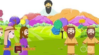 Jacob Wrestles God I Old Testament I Animated Bible Story For Children | Holy Tales Bible Stories