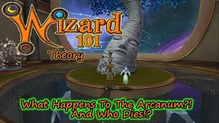 Wizard101 Empyrea Theory - What Happens To The Arcanum & Who Dies?!