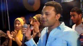 النجم محمود الحسيني وهزار مع العريس وموال جامد مايسترو محمد حميد 2016