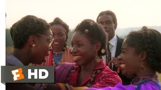 The Color Purple (6/6) Movie CLIP - Reunited (1985) HD