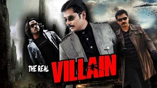 The Real Villain - Dubbed Hindi Movies 2016 Full Movie HD l Snehan, Chandrashekar, Meghna Raj .