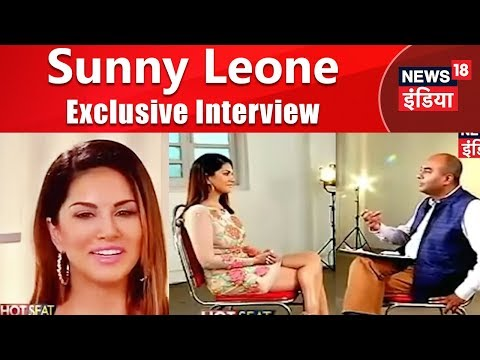 Xxx Mp4 Sunny Leone Hot Seat Exclusive Interview News18 India 3gp Sex