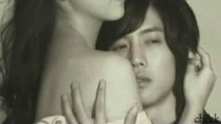 [kim hyun joong] with women (black)