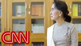 Who is Aung San Suu Kyi?