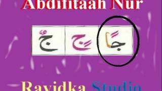 Alifka Qur,aanka. Aana Alifow 2- Kor dhaban. oo Af Somaali ah