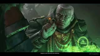 BATTLEFLEET GOTHIC ARMADA 2   - Official Campaign Gameplay - New Strategy War Game 2019