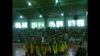 street dancing competition (SFNHS street dancers) part 2