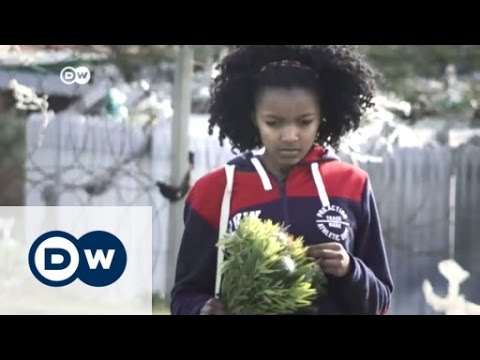 South African school kids fight violence | Africa on the move
