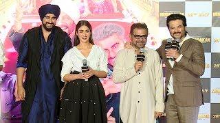 Mubarakan Movie Trailer Launch Full Video HD - Arjun Kapoor,Anil Kapoor.Athiya Shetty,Ileana D'Cruz