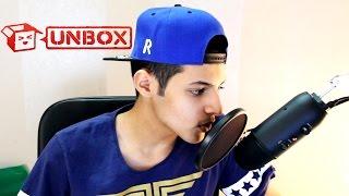 افضل مايك لتسجل البلويتي | Unboxing Blue Yeti