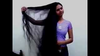 Long hair Tamil girl