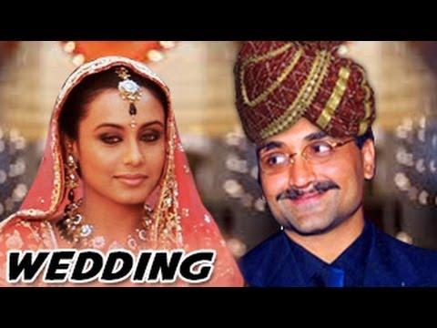 Xxx Mp4 Rani Mukherjee Amp Aditya Chopra 39 S GRAND WEDDING RECEPTION 3gp Sex