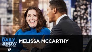 """Melissa McCarthy - Playing an Unlikable Character in """"Can You Ever Forgive Me?"""" 
