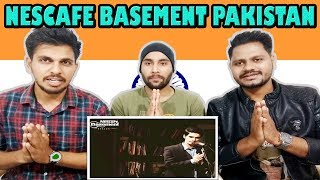 Indian Reaction On Pakistani NESCAFE Basement | Tere Jeya Hor Disda | Krishna Views
