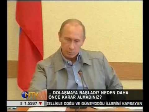 Gerçek Başbakan Böyle Olur Putin