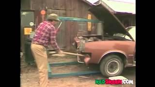 "Handyman Corner ""Oil Change"""