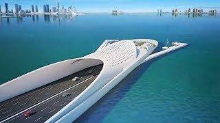 DohaSaharq Geçişi; Katar