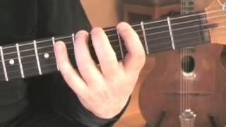 La gamme mineure mélodique à la guitare