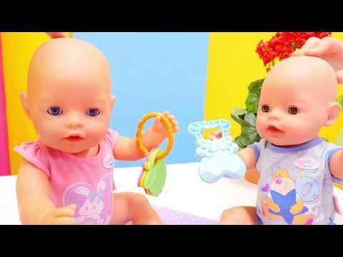İkiz bebek bakma oyunu - kız oyuncakları