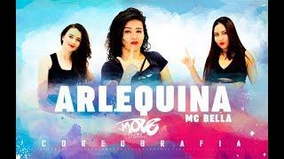 Arlequina - MC Bella - (KondZilla) - Move Dance Brasil / Coreografia