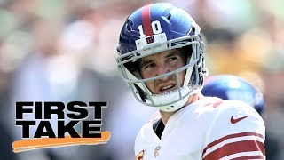 First Take debates if Giants season is over | First Take | ESPN