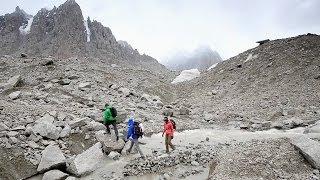 Mike Libecki, Liv Sansoz and Ethan Pringle Get Crazy in Kyrgyzstan   EpicTV Climbing Daily, Ep. 252
