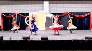 Desi Look Dance - Bollywood Dance  Hour - Raleigh International Festival 2015