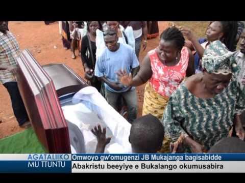 Omwoyo gw omugenzi JB Mukajanga bagusabidde