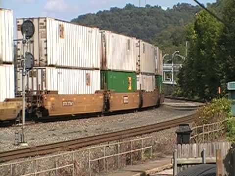Xxx Mp4 Norfolk Southern 20R Struggles Through CP Wing With An Ex Conrail Trailer And Friendly Crew 3gp Sex