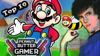 Top 10 Mario Games! - PBG