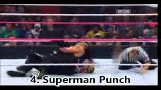 Top 20 Moves of Roman Reigns