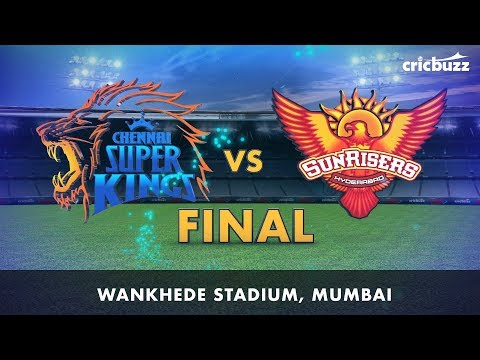 Xxx Mp4 Cricbuzz LIVE IPL 2018 Final CSK Vs SRH Pre Match Show 3gp Sex
