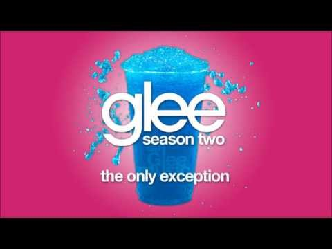 The Only Exception   Glee [HD FULL STUDIO]