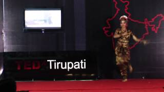 Mahisasuramardini : Supraja at TEDxTirupati.