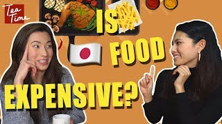 How much does Food in Japan REALLY COST?!?